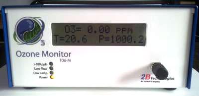 ozon monitor